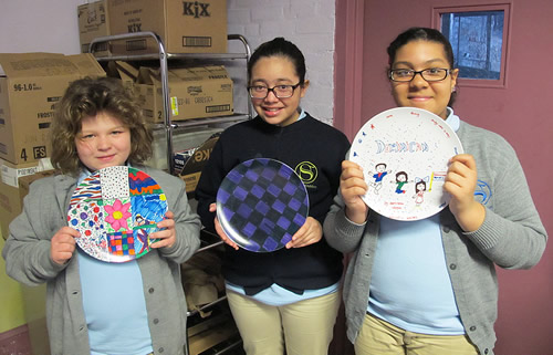 Sophia Academy Students Win Tisdaile Award