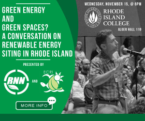 Renewable Energy Siting Forum, November 15th, Rhode Island College
